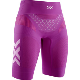 X-Bionic Twyce G2 Run Shorts Damen twyce purple/arctic white